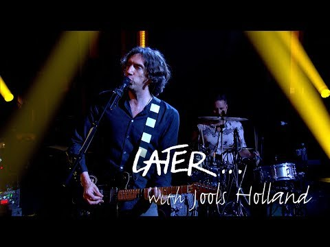 The premiere of Snow Patrol - Empress on Later... with Jools Holland