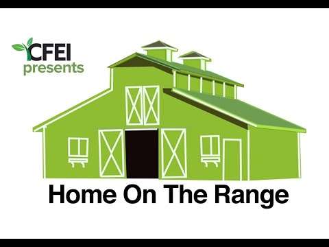 Home On The Range Benefit Documentary by CFEI