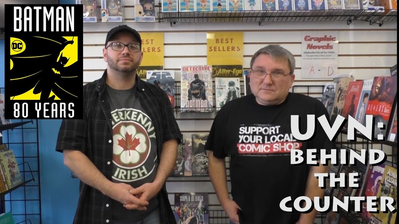 UVN: Behind the Counter 455