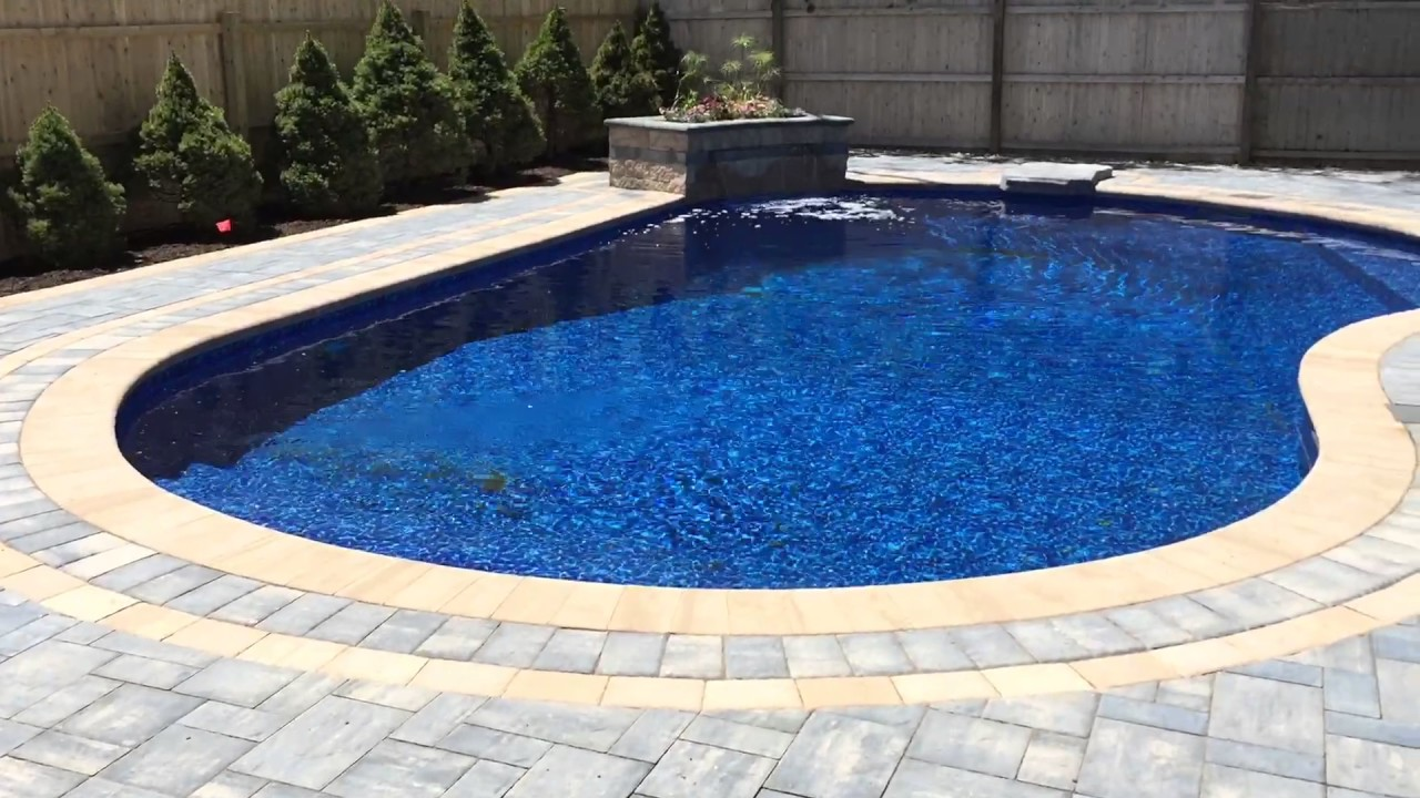 Cambridge Paver Pool Patio, Miller Place, NY 11764