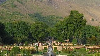Blissful Nishat Garden, Dal lake and Gulmarg in Srinagar, Kashmir