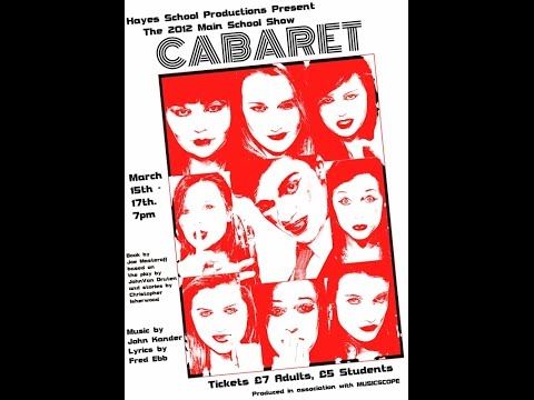 Cabaret - Hayes School Productions 2012