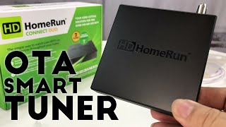 SiliconDust HDHomeRun CONNECT DUO HDHR5 2US Dual Tuner For Cord Cutters Review