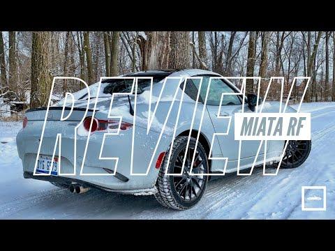 2019 Mazda Miata Rf Review Can You Daily Drive A Miata In The Winter