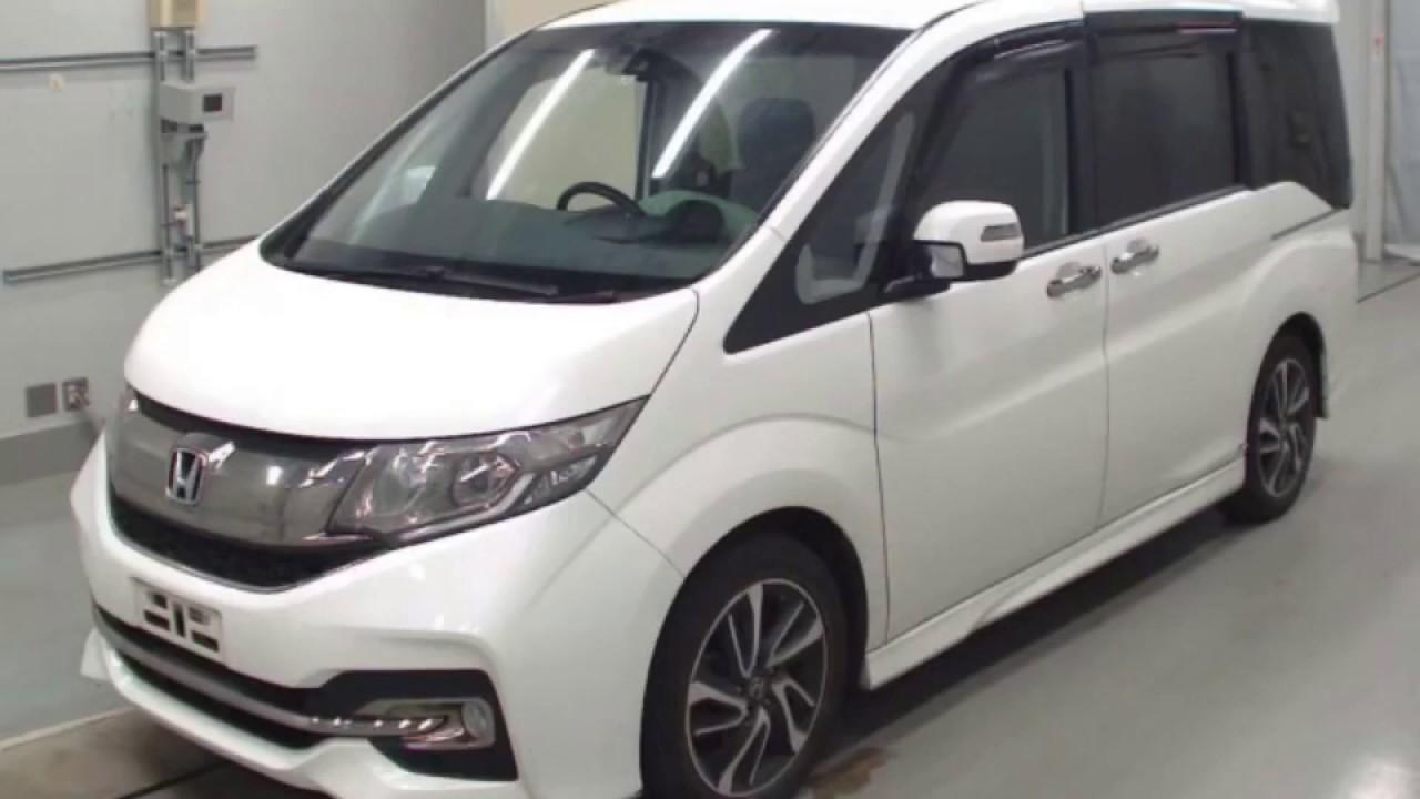Honda Stepwgn 2015 куплен ! - YouTube