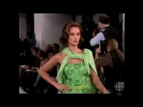 Fashion File Christy Turlington Video