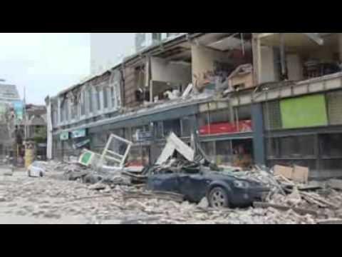 Australia sends emergency workers to NZ quake centre
