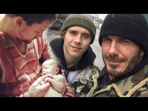 9 Hottest Celeb Dads & Their Adorable Kids