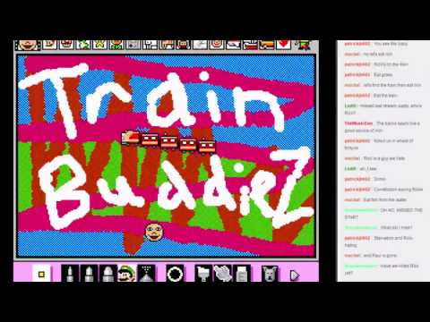 Train Buddiez Part 2: The Fireman