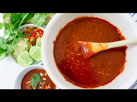 Thai Hot Pot Sauce น้ำจิ้มสุกี้ - Ep