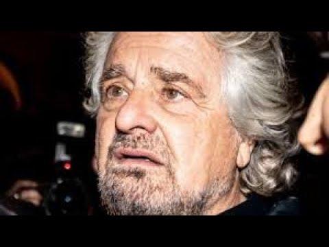 """Grillo disilluso: """"Sento che in Parlamento si parla solo di nomine, queste cose non le concepisco""""."""