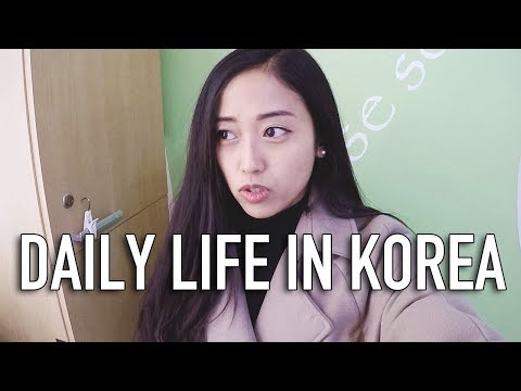 Day in the Life: Living in Korea / 한국에서 일상생활