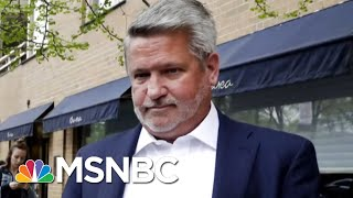 Fired From Fox News Over Sex Harassment Cover-Up, Hired By President Trump | Rachel Maddow | MSNBC