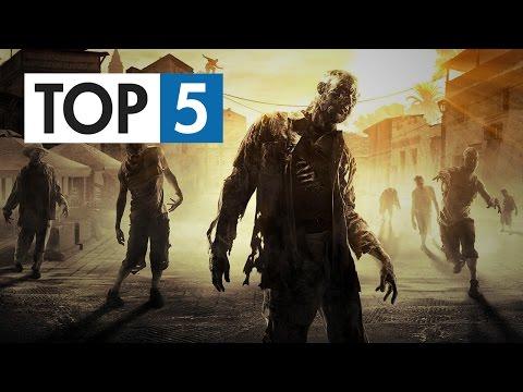 TOP 5 - Nejlepších Zombie Her
