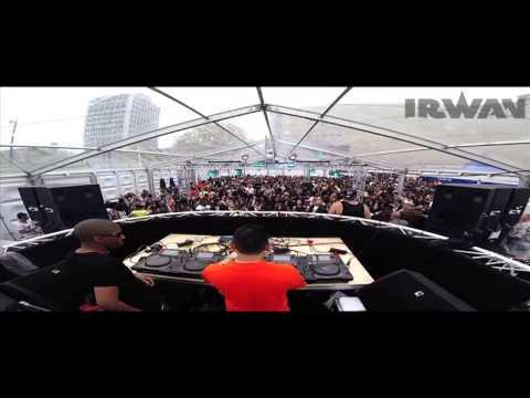 Phatt - Adorn Remix (live performance with DJ Irwan - Kingsday 2014)