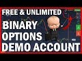 Free Demo Account Binary Options