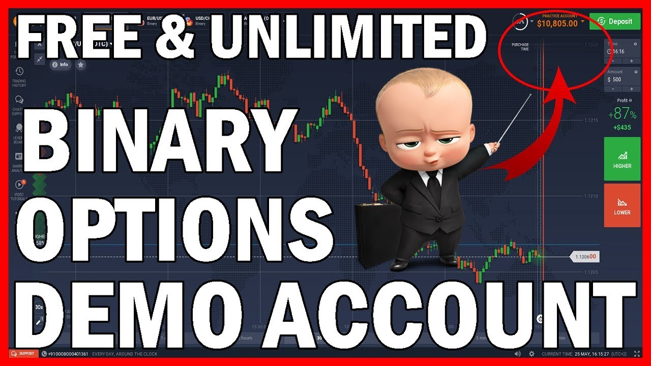 Binary options demo without opening an account football betting online uk