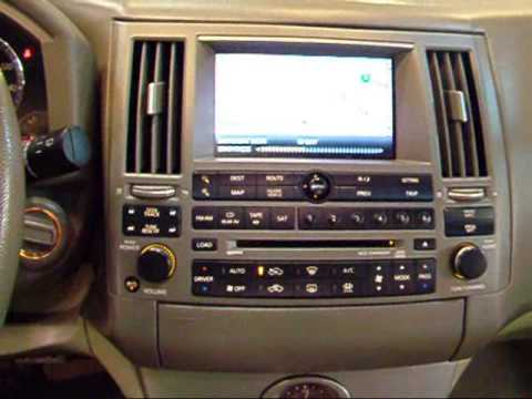 Edirect Motors 2005 Infiniti Fx45 Awd Youtube