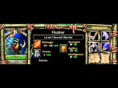 Item Build For Huskar Dota