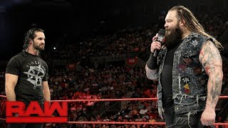 "Bray Wyatt shows Seth Rollins his ""godlike"" power: Raw, June 12, 2017"