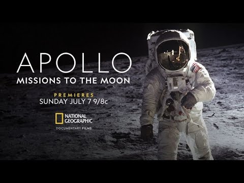Apollo | The Moon Mission - Space Documentary 2020  [HD]