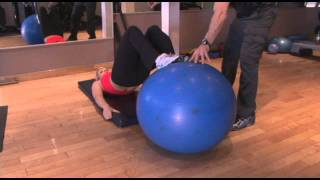 Donna and Sam - Ball workout Thumbnail