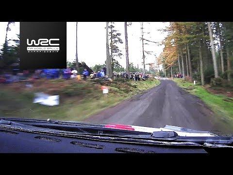WRC - Wales Rally GB 2017: SHAKEDOWN ONBOARD Elfyn Evans
