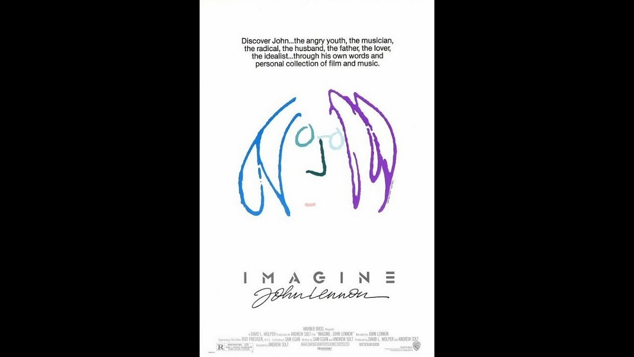 "Download ""Imagine John Lennon"", 1988 - J\ohn speaks to a homeless man found sleeping on his property"