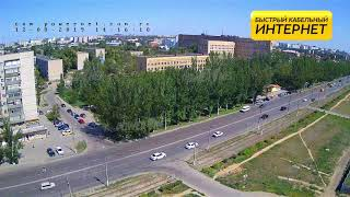 ДТП (сбит пешеход г. Волжский) пр. Ленина ул. Мечникова 12-08-2019 14-16