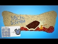XXL LUCKY BLOCKS MILCH-SCHNITTE BATTLE