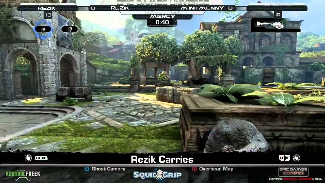 "Epic Games Universe ""Royal Rumble"" 1v1 Tournament Rezik ..."