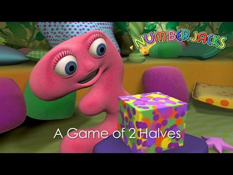 NUMBERJACKS  A Game Of 2 Halves  S1E18