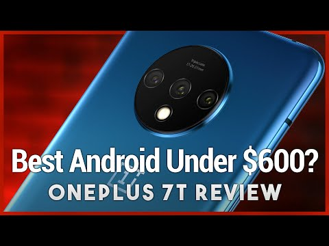 Oneplus 7T Review - Great Budget Smartphone With Smooth 90Hz Display & Triple-Camera