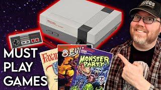 20 NES Games Nobody Talks About - Nintendo Hidden Gems