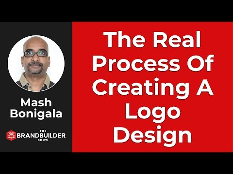The Real Process Of Creating A Great Logo Design - The Brand Builder Show #13