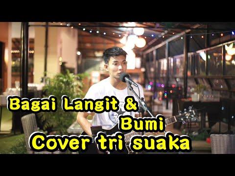 BAGAI LANGIT DAN BUMI COVER | TRI SUAKA | YELLOWSTAR HOTEL JOGJA