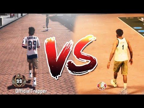MY 6'6 IMMORTALIZED SHARPSHOOTER VS 2K17 SHARP GOD!😱 BEST JUMPSHOT EVER NBA 2K18! DEMIGOD JUMPSHOT