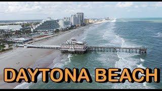 Daytona Beach Florida Tour 4k