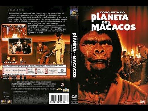 Trailer do filme Conquista do Planeta dos Macacos