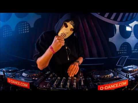 Angerfist & MC Nolz - The Deadfaced Dimension (Defqon Edit)