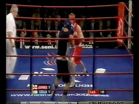 Tony Jeffries Highlights