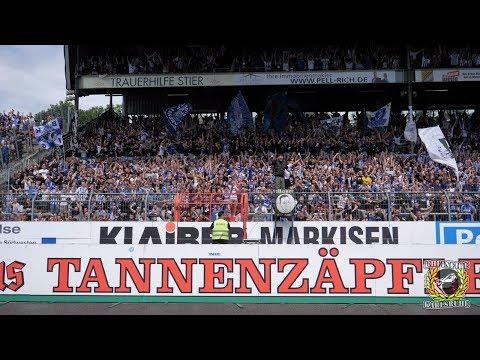 05.08.2017 KSC - Wehen Wiesbaden