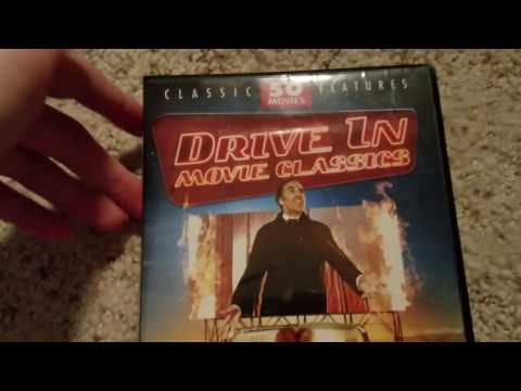 DRIVE IN Movie Classics DVD Review (Part 1)