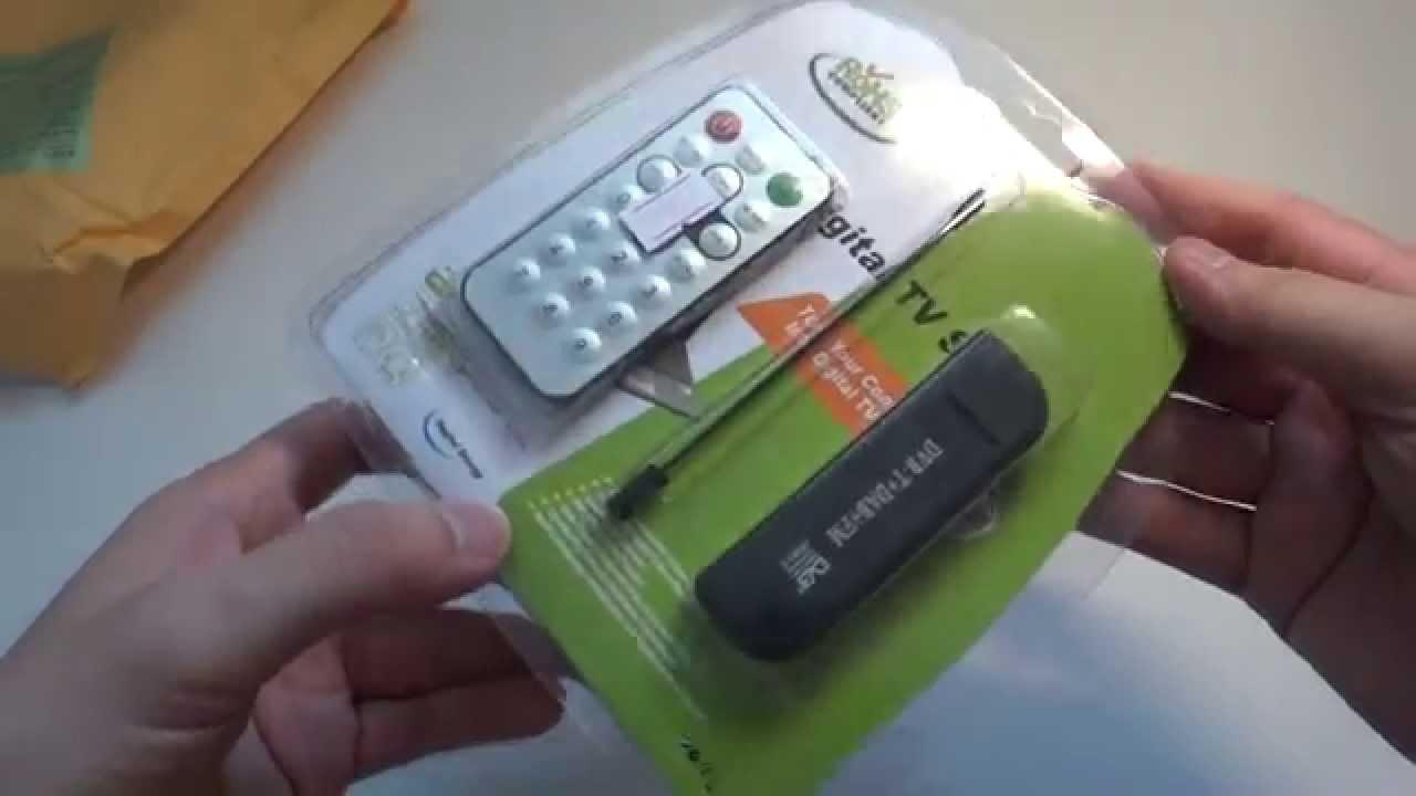 Тв-тю́нер (англ. Tv tuner) — род телевизионного приёмника (тюнера), предназначенный для приёма телевизионного сигнала в различных форматах вещания с показом на мониторе компьютера.