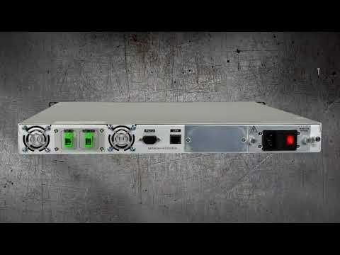 16 dBm EDFA Optical Amplifier