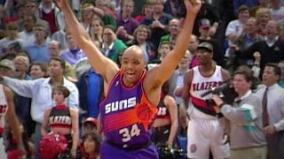 """The Story Behind How Charles Barkley Started To Go By """"Chuck"""" Is Incredible"""