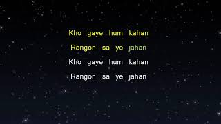 Kho Gaye Hum Kahan - Baar Baar Dekho (Karaoke Version) Thumb