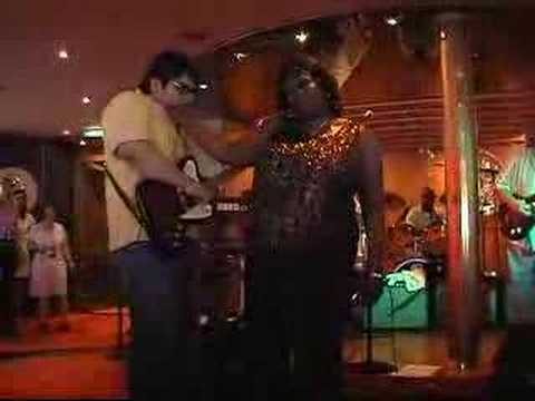 """Diunna Greenleaf Bluescruise 2006  """" THE THINGS I USED TO DO  """""""