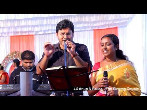 Wedding Reception Kerala | Malayalam Song | Poonkatte Poyi Chollamo  | Anup N Lalloo