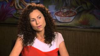 Beyond The Lights Interview - Minnie Driver (2014) - Gugu Mbatha Raw Drama HD